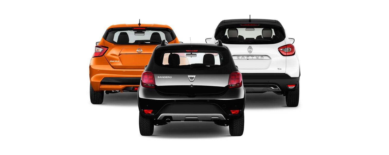 Renault - Dacia - Nissan