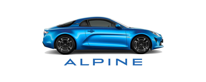 Alpine A110 2018